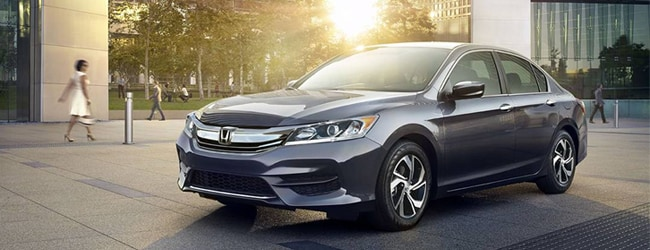 Experience the Honda Accord