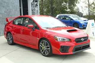 New 2020 Subaru WRX STI Sedan JF1VA2S67L9804592 for sale in Tallahassee, FL