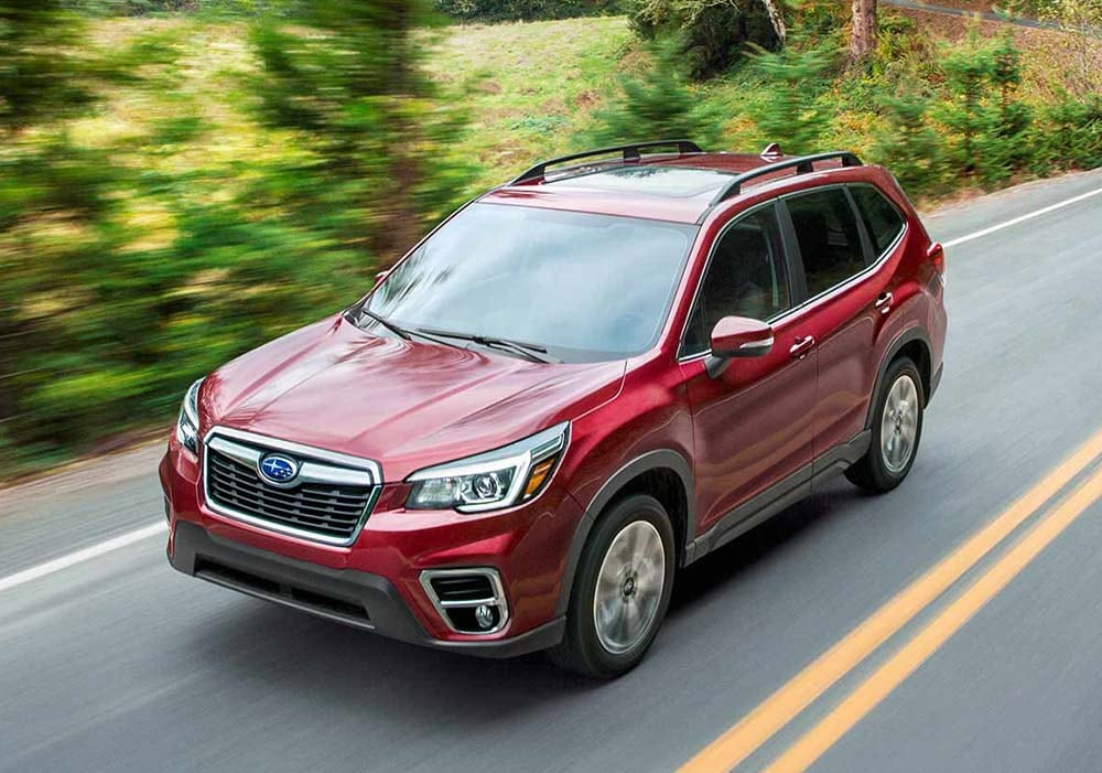 Shop for the 2019 Subaru Forester for Sale in Tallahassee, FL