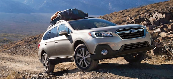 Difference Between 2019 Subaru Outback and 2018 Subaru