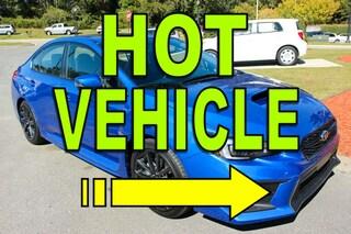 New 2018 Subaru WRX Limited with Navigation System, Harman Kardon Amplifier & Speakers, Rear Cross Traffic Alert, and Starlink Sedan JF1VA1H61J9813108 for sale in Tallahassee, FL