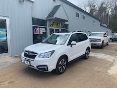 Certified Used  2017 Subaru Forester Limited Wagon Conway New Hampshire