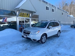 Certified Used  2016 Subaru Forester 2.5i Limited Wagon Conway New Hampshire