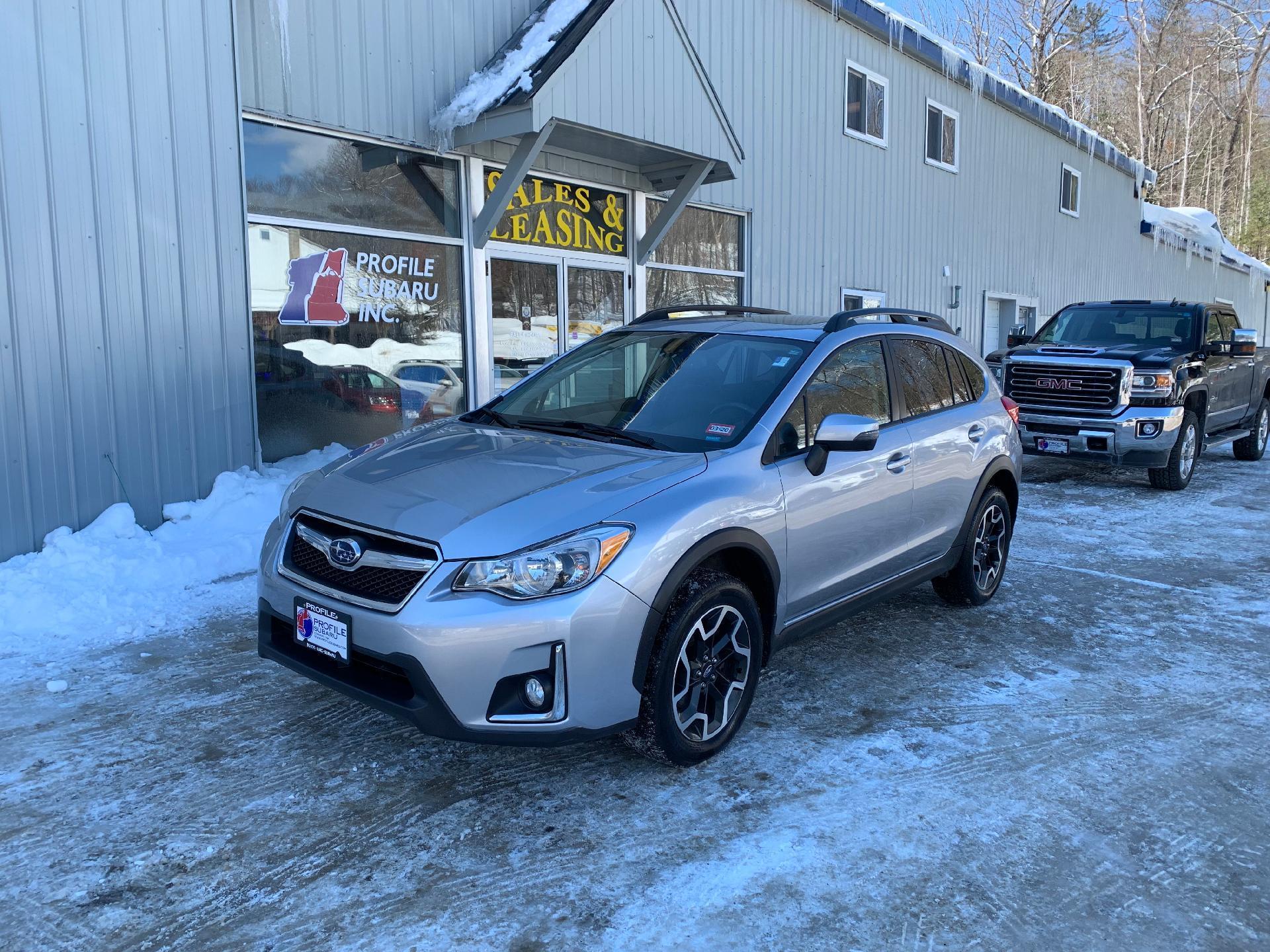 2016 Subaru Crosstrek Limited Wagon