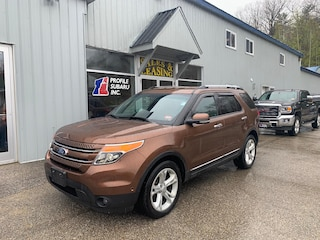 2012 Ford Explorer Limited Wagon