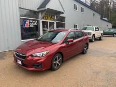 Certified Used  2019 Subaru Impreza Premium Wagon Conway New Hampshire