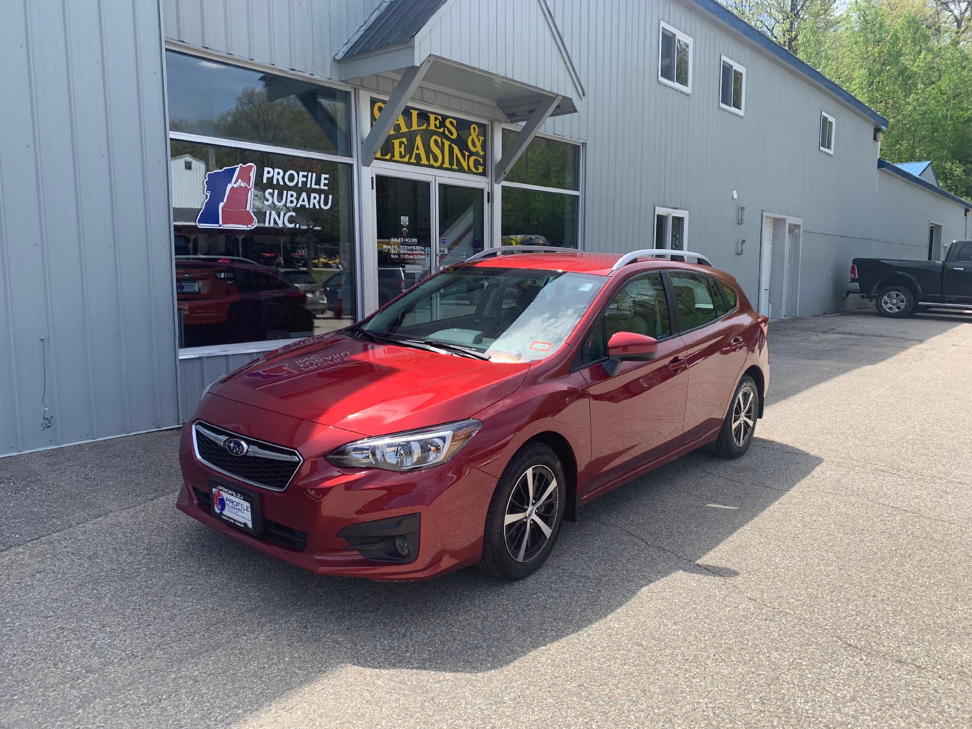 2019 Subaru Impreza Premium Wagon