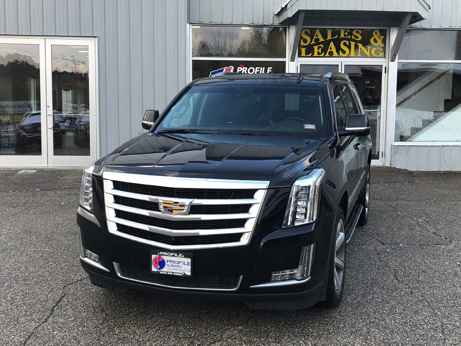 2018 Cadillac Escalade Luxury Wagon