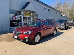 Certified Used  2018 Subaru Outback Premium Wagon Conway New Hampshire