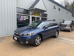 Certified Used  2019 Subaru Outback Limited Wagon Conway New Hampshire