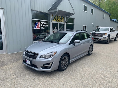 Used Subaru Impreza Hatchback >> 2016 Used Subaru Impreza Wagon For Sale Conway Nh Vin Jf1gpay69gh216133