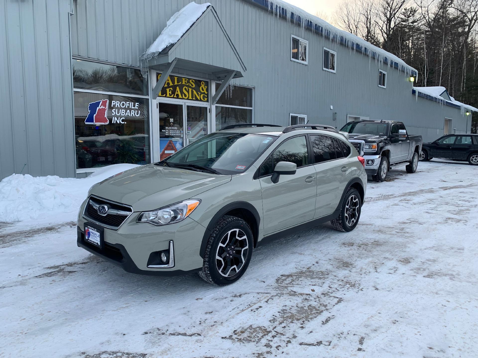 2017 Subaru Crosstrek Premium Wagon