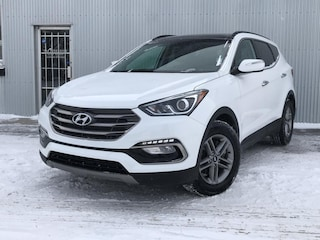 2017 Hyundai Santa Fe Sport AWD, BACKUP CAM, PAN SUNROOF, LEATHER. SUV