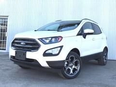 2018 Ford EcoSport SES AWD, BACKUP CAM, WI-FI HOTSPOT, SUNROOF, NAV. SUV