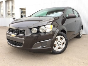 2014 Chevrolet Sonic LS, ONSTAR, BLUETOOTH.
