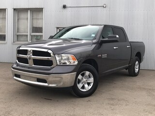 2017 Ram 1500 4WD SLT, HEATED STEERING WHEEL. Truck