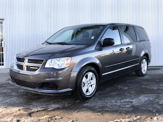 2015 Dodge Grand Caravan 4dr Wgn Canada Value Package Minivan