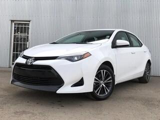 2018 Toyota Corolla LE ECO, BACKUP CAMERA, SUNROOF, HEATED SEATS. Sedan