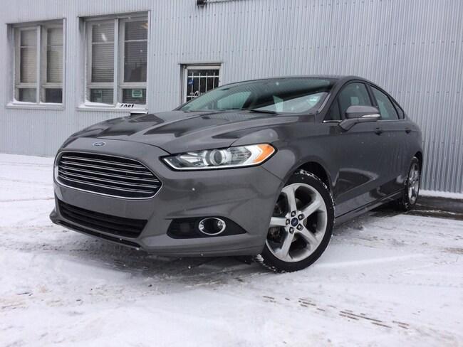 2014 Ford Fusion SE, SUNROOF, BLUETOOTH, SATELLITE RADIO. Sedan