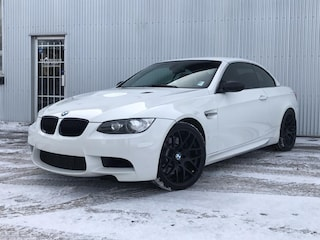 2011 BMW M3 CONV, LEATHER, NAVIGATION. Convertible