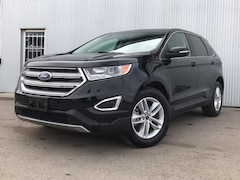 2018 Ford Edge SEL AWD, BACKUP CAM, LEATHER, NAVIGATION, SUNROOF. SUV