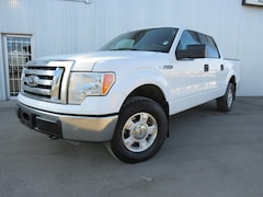 "2010 Ford F-150 4WD SuperCrew 145"" XLT Truck"