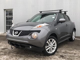 2014 Nissan Juke CVT SL AWD, BACKUP CAM, LEATHER, SUNROOF. Wagon