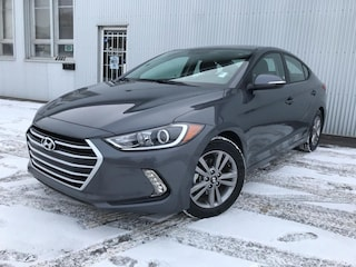 2018 Hyundai Elantra GLS, HEATED STEERING SHEEL, BACKUP CAM, SUNROOF. Sedan
