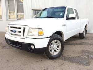 2010 Ford Ranger 4WD SuperCab 126 Sport