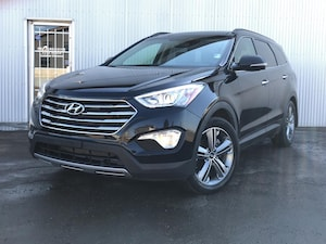 2016 Hyundai Santa Fe XL LIMITED, AWD, 6 PASS, LEATHER, PAN SUNROOF, BACKUP
