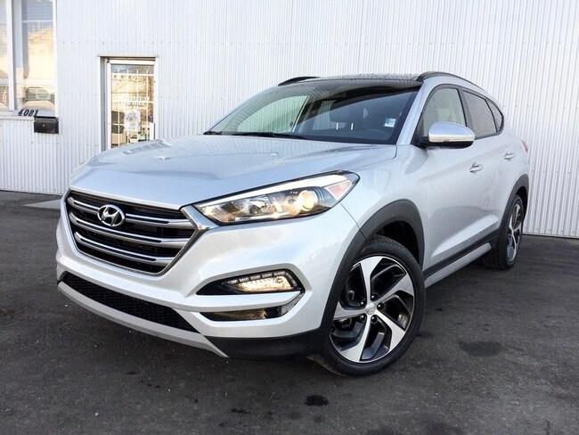 2017 Hyundai Tucson LIMITED, AWD, BACKUP CAM, LEATHER, SUNROOF. SUV