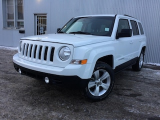 2014 Jeep Patriot 4WD 4dr North SUV