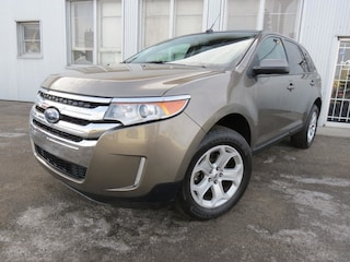 2013 Ford Edge SEL AWD, BACKUP CAM, LEATHER, SUNROOF. SUV