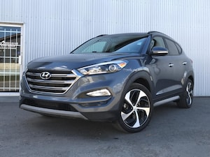 2017 Hyundai Tucson AWD 1.6T, BACKUP CAM, PAN SUNROOF, LEATHER.