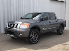 2013 Nissan Titan PRO-4X, 4X4, BACKUP CAM, BLUETOOTH. Truck