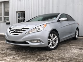 2012 Hyundai Sonata 2.4L Limited Sedan