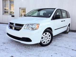 2017 Dodge Grand Caravan 4dr Wgn Canada Value Package Minivan