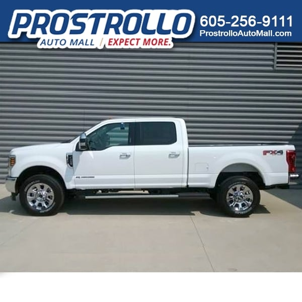 2018 Ford F-350 Lariat Crew 618A Pkg. Pickup - Full Size