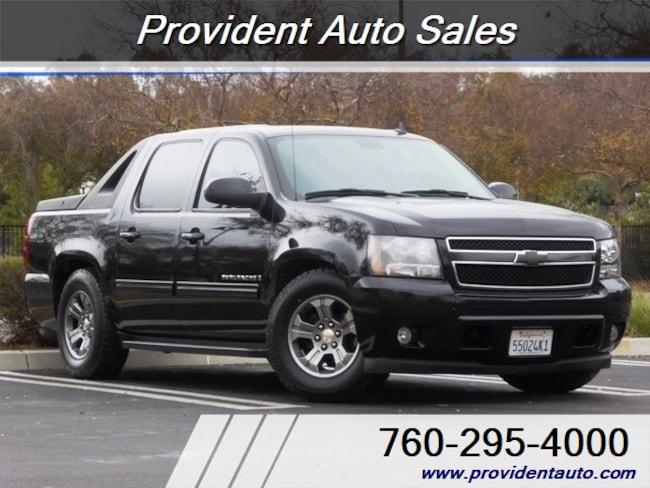 2009 Chevrolet Avalanche 1500 LT2 Truck Crew Cab