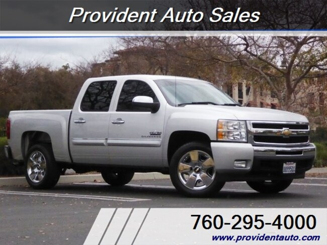 2011 Chevrolet Silverado 1500 CrewCab Texas Edition Truck Crew Cab