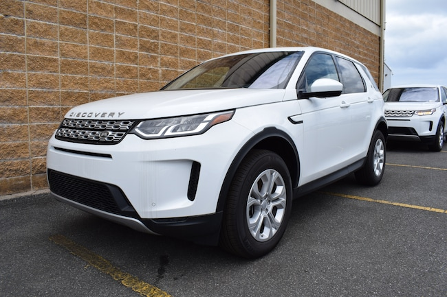 2020 Land Rover Discovery Sport S Sport Utility