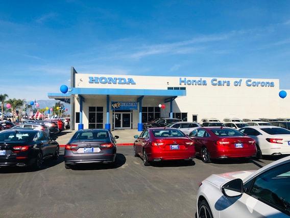 Honda Cars Of Corona >> Honda Cars Of Corona