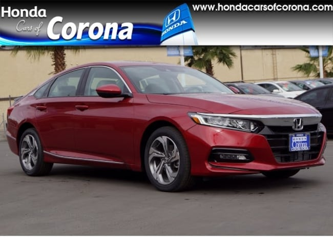2018 Honda Accord EX-L Sedan for sale in Corona CA