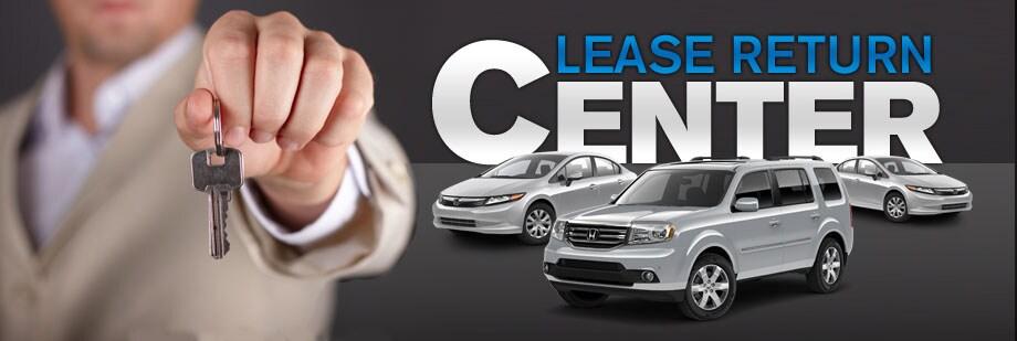 Honda Car Lease >> Honda Lease Return Center In Corona Ca Lease A New Honda From