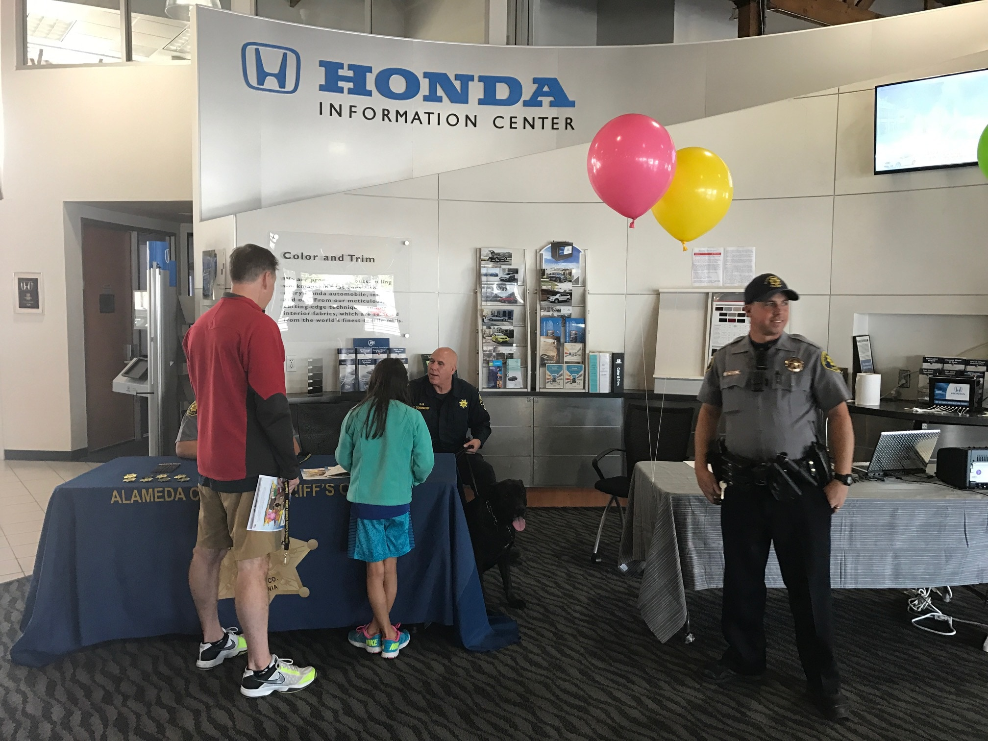 Supporting Our Community Honda Of Oakland