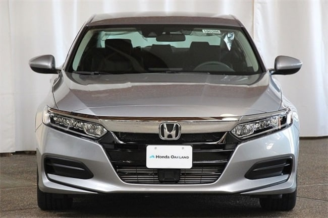 New 2018 Honda Accord LX Sedan for sale in Oakland CA