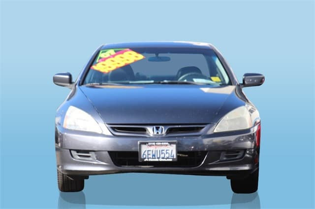 2007 Honda Accord 3.0 LX Coupe
