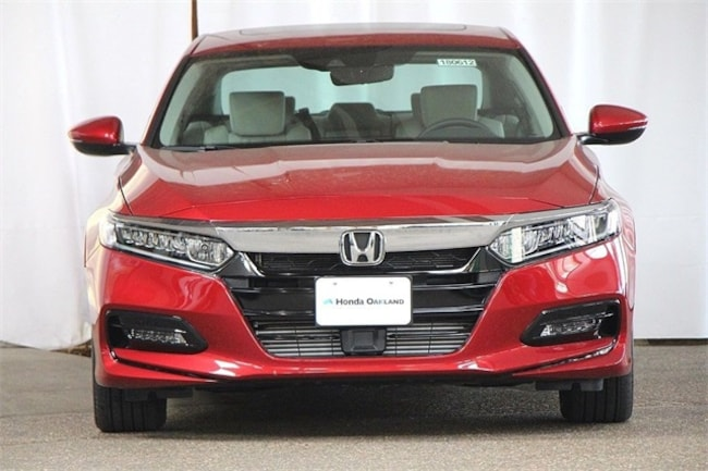 New 2018 Honda Accord EX-L 2.0T Sedan for sale in Oakland CA