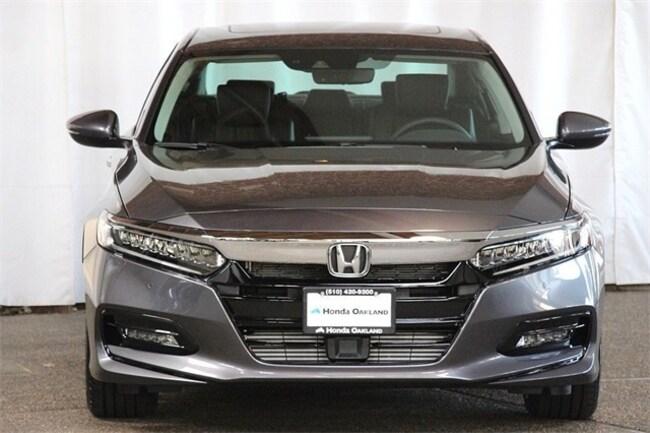 New 2018 Honda Accord Touring Sedan for sale in Oakland CA
