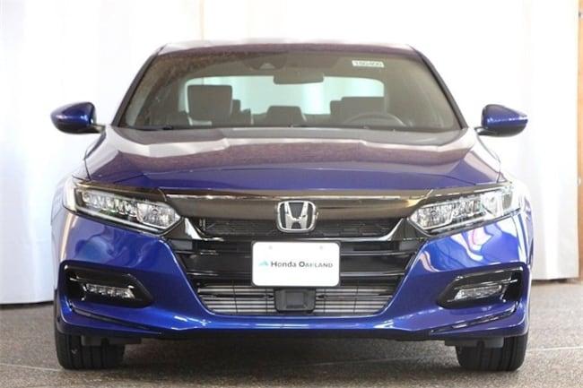 New 2018 Honda Accord Sport Sedan for sale in Oakland CA